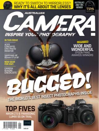 Australian Camera Magazine Jan Feb 21