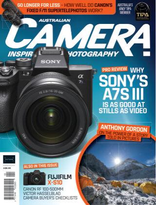 Australian Camera Magazine Mar Apr 2021