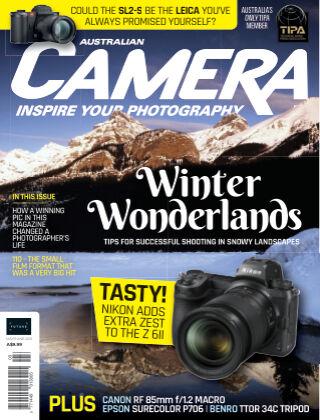Australian Camera Magazine May June 2021