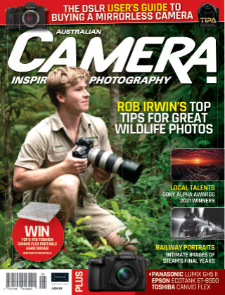 Australian Camera Magazine Sept/Oct 21