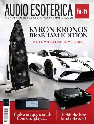 Audio Esoterica Issue 1