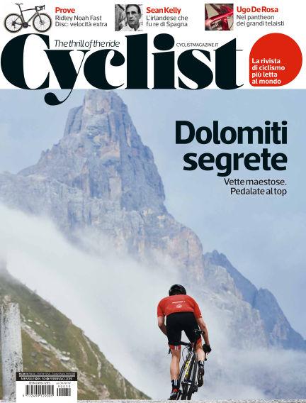 Cyclist - IT January 28, 2019 00:00