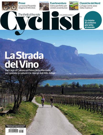 Cyclist - IT April 30, 2019 00:00