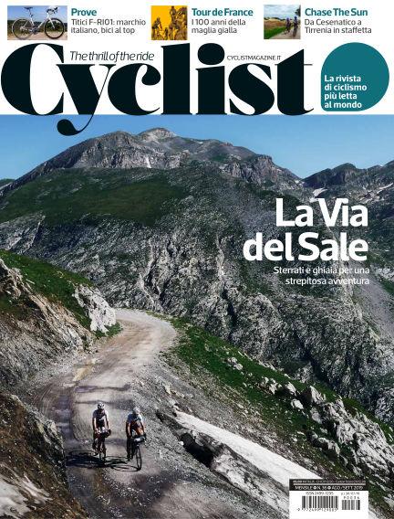 Cyclist - IT July 30, 2019 00:00