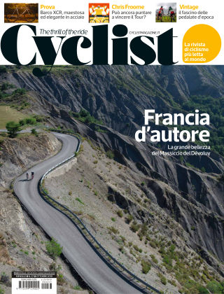 Cyclist - IT 10/2019