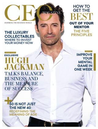 The CEO Magazine - Australia & New Zealand Dec 2019