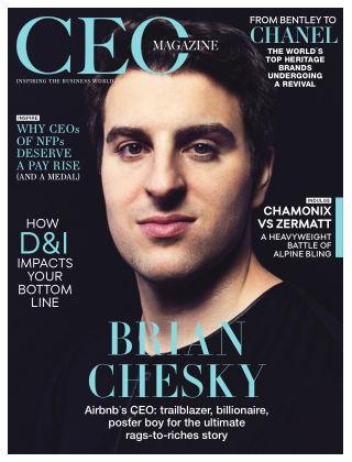 The CEO Magazine - Australia & New Zealand Nov 2019