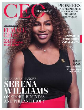 The CEO Magazine - Australia & New Zealand May 2020