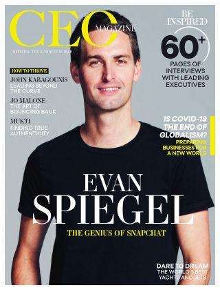 The CEO Magazine - Australia & New Zealand July 2020