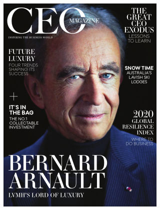The CEO Magazine - Australia & New Zealand August 2020