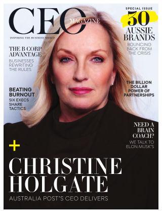 The CEO Magazine - Australia & New Zealand Sept/Oct 2020
