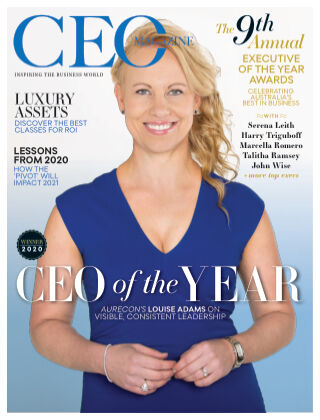 The CEO Magazine - Australia & New Zealand Jan/Feb 2021