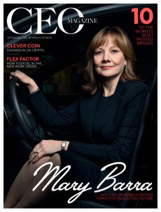 The CEO Magazine - Australia & New Zealand August 2021