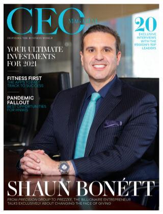 The CEO Magazine - Australia & New Zealand September