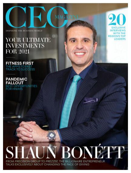 The CEO Magazine - Australia & New Zealand