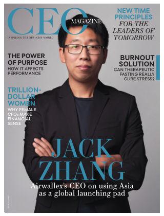 The CEO Magazine - Asia April 2020