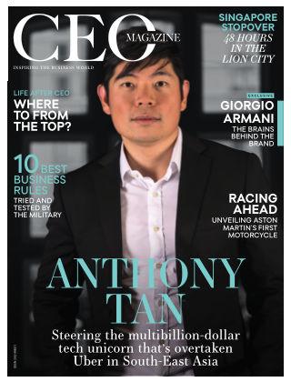 The CEO Magazine - Asia Feb 2020
