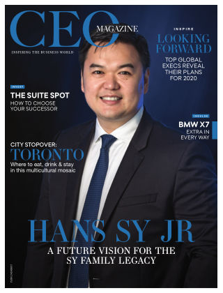The CEO Magazine - Asia Jan 2020