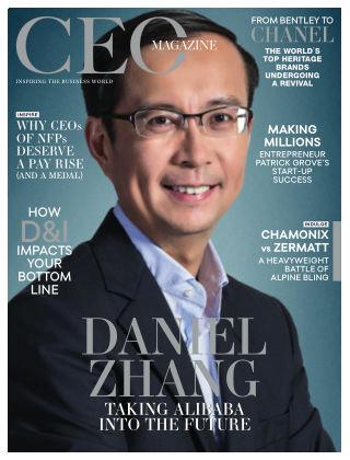 The CEO Magazine - Asia Nov 2019