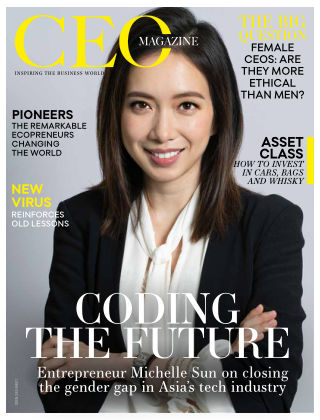 The CEO Magazine - Asia May 2020