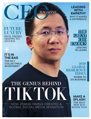 The CEO Magazine - Asia August 2020