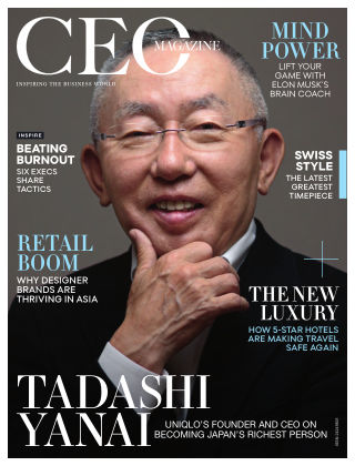 The CEO Magazine - Asia October 2020