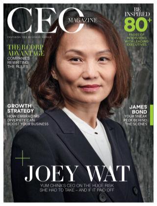 The CEO Magazine - Asia November 2020