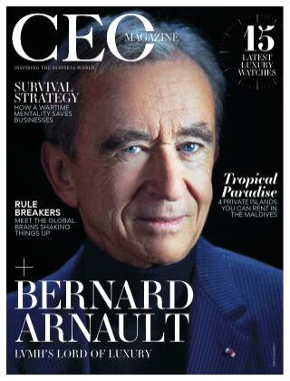 The CEO Magazine - Asia December 2020