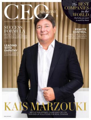 The CEO Magazine - Asia April 2021