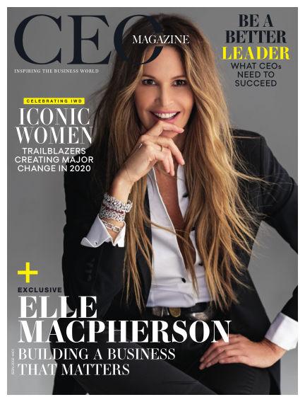 The CEO Magazine - EMEA February 26, 2020 14:00