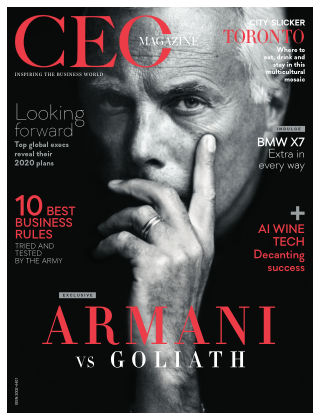 The CEO Magazine - EMEA Jan/Feb 2020