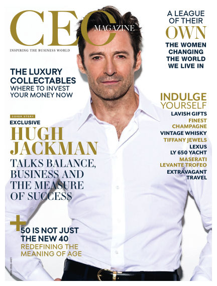 The CEO Magazine - EMEA November 27, 2019 14:00