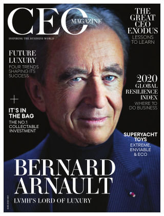 The CEO Magazine - EMEA August 2020
