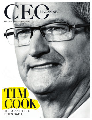 The CEO Magazine - EMEA Sept/Oct 2020