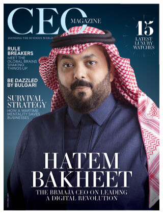 The CEO Magazine - EMEA Nov/Dec 2020