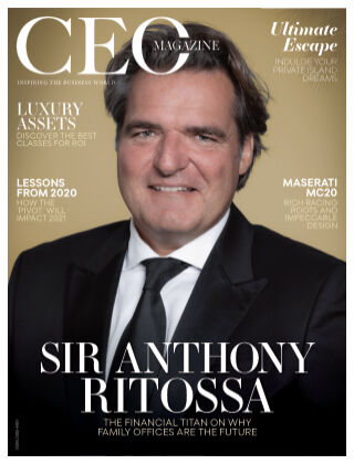 The CEO Magazine - EMEA January 2021