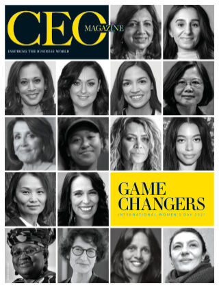 The CEO Magazine - EMEA March 2021