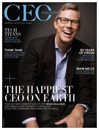 The CEO Magazine - EMEA April 2021