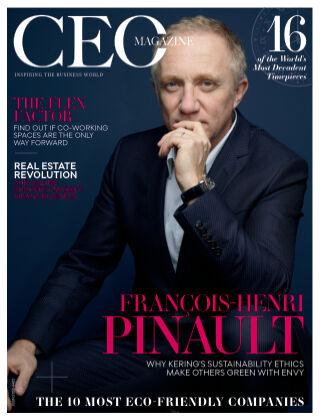 The CEO Magazine - EMEA August 2021
