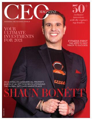 The CEO Magazine - EMEA September 2021