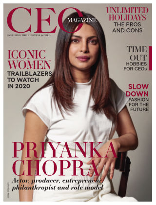 The CEO Magazine - India & South Asia Apr/May 2020