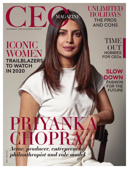 The CEO Magazine - India & South Asia March 25, 2020 14:00