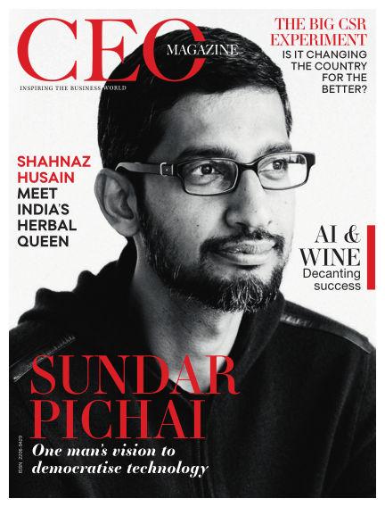 The CEO Magazine - India & South Asia January 29, 2020 14:00