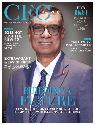 The CEO Magazine - India & South Asia Dec/Jan