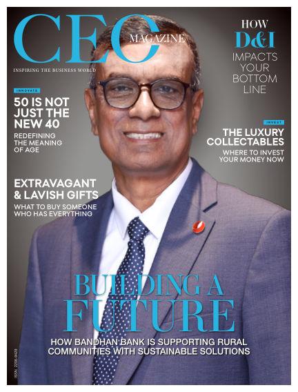The CEO Magazine - India & South Asia November 27, 2019 14:00