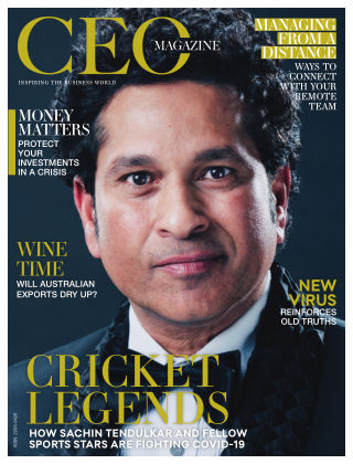 The CEO Magazine - India & South Asia June/July 2020