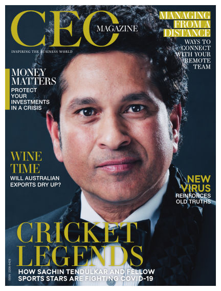 The CEO Magazine - India & South Asia May 27, 2020 14:00