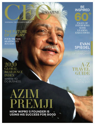 The CEO Magazine - India & South Asia Aug/Sept 2020