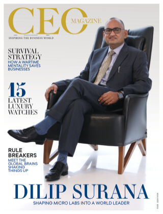 The CEO Magazine - India & South Asia Dec/Jan 2021