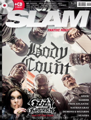 SLAM - alternative music magazine 108